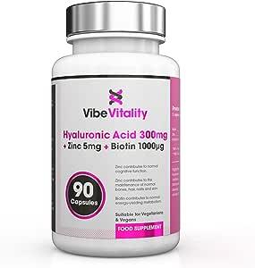Vibe Vitality, Acido ialuronico