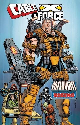 General Cable (Cable & X-Force: Onslaught Rising)