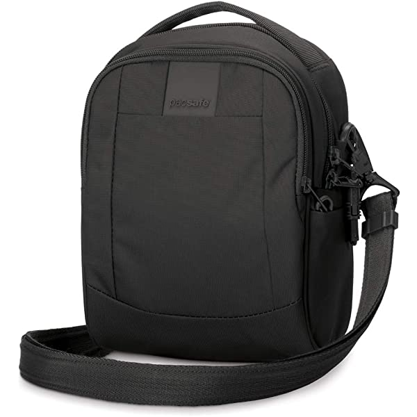 PacSafe Metrosafe LS100 Anti Theft Cross Body Bag Messenger