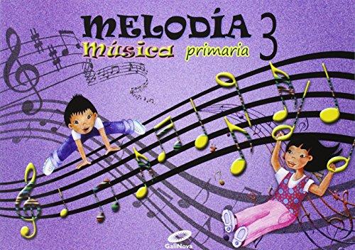 Música 3º primaria melodía