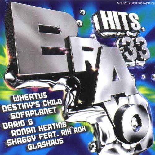 Bravo Hits 33 by Various Artists (2001-08-14)