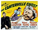 The Canterville Ghost Movie Poster Masterprint (71,12 x 55,88 cm)