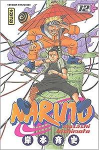 Naruto Edition simple Tome 12