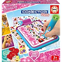 Princesas Disney - Conector Junior (Educa Borrás 17200)