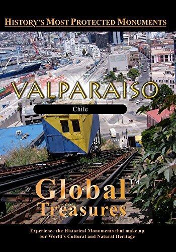 Bild von Global Treasures Valparaiso Chile by Frank Ullman