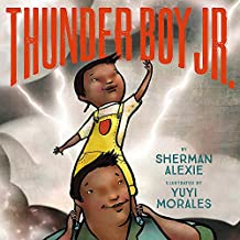 Thunder Boy Jr (Bccb Blue Ribbon Picture Book Awards (Awards))