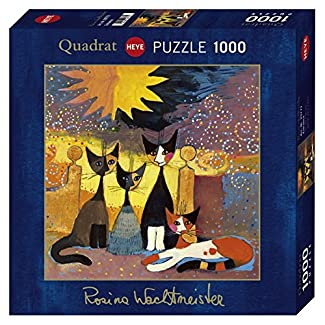 Puzzle 1000 pièces - Rosina Wachtmeister, Entrance