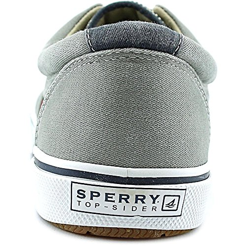 Ash Halyard Sider Sperry Grey Up Casual Mens Top Shoes Lace vRx84