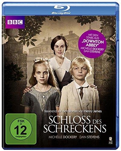 Schloss des Schreckens [Blu-ray]