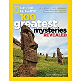Pack National Geographic USA April 2017 y 100 greatest mysteries revealed