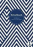 Deluxe Rätselbuch/Rätselblock für Erwachsene und Senioren/Rentner mit Großdruck im DIN A4-Format: , inkl. Kreuzworträtsel, Sudoku, Stradoku, ... für Erwachsene in großer Schrift - Sophie Heisenberg