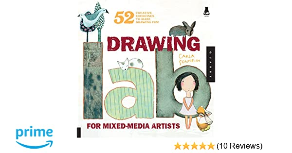 Drawing Lab for Mixed-Media Artists Lab Quarry Books: Amazon.de ...