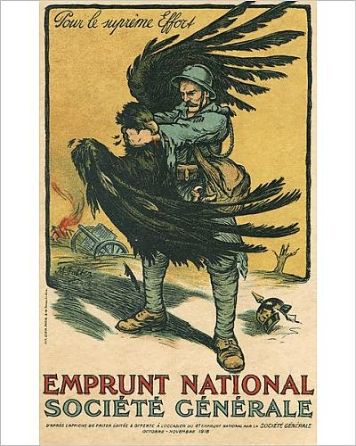 photographic-print-of-wwi-national-loan-scheme-from-french-bank-societe-generale