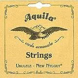 Aquila 6U Cordes Ukulele Soprano - Sol Grave - GCEA