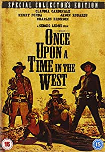 Once Upon a Time in the West - Special Collector's Edition (2 discs) [DVD] [1969]