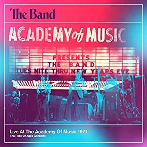 Live at the Academy of Music 1971 (2-CD)