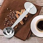 NIMOA-Cucchiaio-da-caff-Mestolo-dosatore-for-Polvere-di-caff-in-Acciaio-Inossidabile-a-Doppia-Funzione
