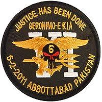 Operation Neptune Spear Navy Seals Devgru ST6 Bin Laden Pakistan Morale Touch Fastener Patch