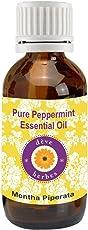 Deve Herbes Pure Peppermint Essential Oil - Mentha Piperata 30ml