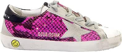 Golden Goose Luxury Fashion Bambine E Ragazze G36KS001B36 Fucsia Sneakers  