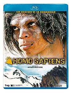 Homo Sapiens - Los Orígenes De La Humanidad [Blu-ray] [Import espagnol]