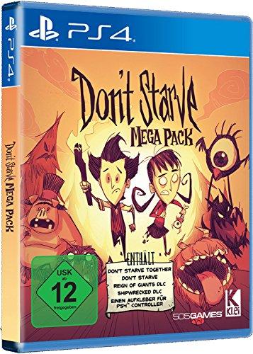 Don't Starve Mega Pack V2 - [PlayStation 4]