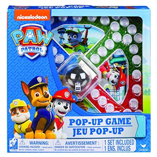 Unbekannt Cardinal Games 6028796 Cardinal Games-6028796-Paw Patrol Pop Up Game, Multicolour (Paw Spiel Patrol)