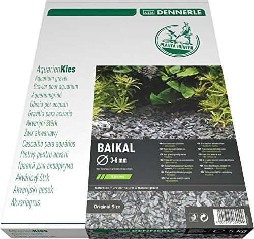 Dennerle 6909 Naturkies Plantahunter Baikal, 3-8 mm