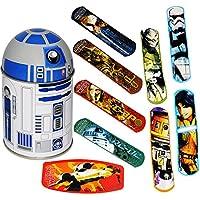 alles-meine.de GmbH Pflasterset - Star Wars / R2 D2 - 38 Stück Wasserfeste Pflaster - in Metall Box - Pflasterbox... preisvergleich bei billige-tabletten.eu