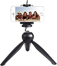 Rewy Brobeat Universal Mini Tripod For Digital Camera & All Android Phones - Black