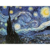 Reeves Malen nach Zahlen Artist Starry Night