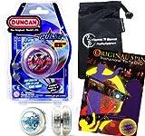 Best Duncan Jouets et jouets pour enfants et enfants et jouets pour enfants Yo Yos - Duncan PULSE LED YoYo (Rouge) Pro String Trick Review