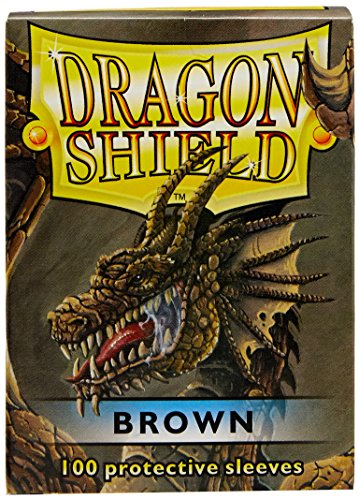 Dragon Shield AT-10011 standard manches (Marron)