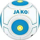 Jako Ball Futsal 3.0, Weiß/Blau/Gelb-420G, 4, 2338