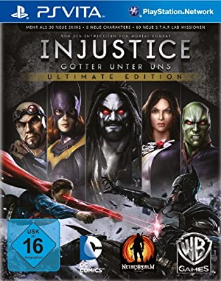 Injustice - Ultimate Edition [Importación Alemana]