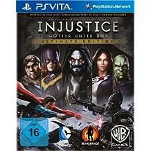 Injustice - Ultimate Edition - [PlayStation Vita]