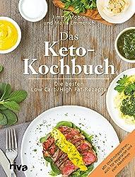 Das Keto-Kochbuch: Die besten Low-Carb/High-Fat-Rezepte (German Edition)