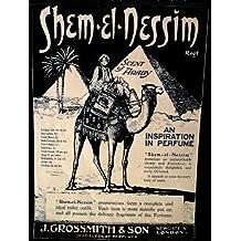 Shem-el-Nessim: An Inspiration In Perfume