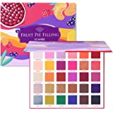 Start Makers® Eyeshadow Palette Fruit Colour Matte Pink Palette Eyeshadow Makeup Kit 45g