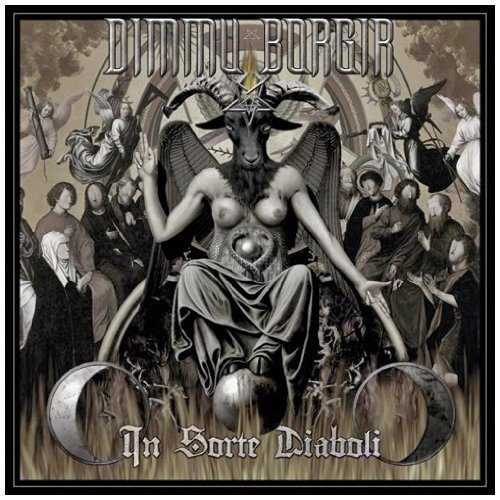 In Sorte Diaboli by Dimmu Borgir (2007) Audio CD