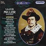 Lajos miller, baryton les grandes voix hongroises