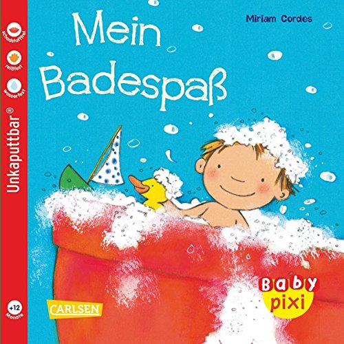 Spa Softcover (Baby Pixi, Band 30: Mein Badespaß)