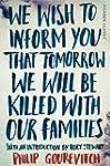 We Wish to Inform You That Tomorrow W...