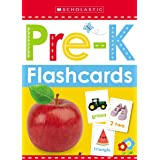 Get Ready for Pre-K Flashcards: Scholastic Early Learners (Flashcards)