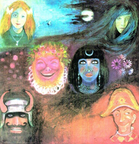 In the Wake of Poseidon (200 Gramm Vinyl) [Vinyl LP]