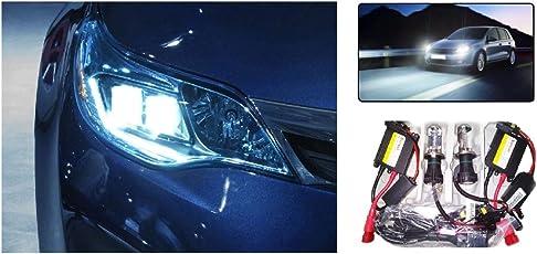 PR Car HID Light Kit Bulbs H4 8000k High Intensity Discharge Kit Xenon White Light -For Hyundai i20 Type 1 (2008-For 2013)