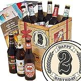 2. Geburtstagsgeschenk | Bierpaket | Ostdeutsche Biere
