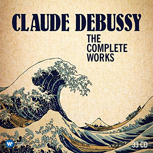 Debussy - The Complete Works (33 CDs)