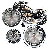 Motorrad Wecker Form kreativen Retro Geschenke gehobene Ausstattung Boutique Home Decorator Stil 1