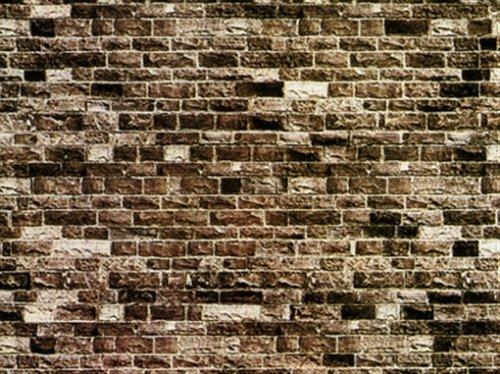 NOCH 57530 - Spielwaren, Mauerplatte Basalt